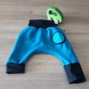 Sarouel Polaire Turquoise